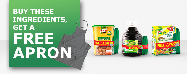 Get rewarded with Knorr