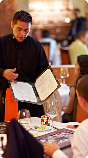 Crafting Your Dining Experience — Your Service