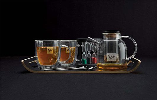 Kit for Loose Leaf Tea